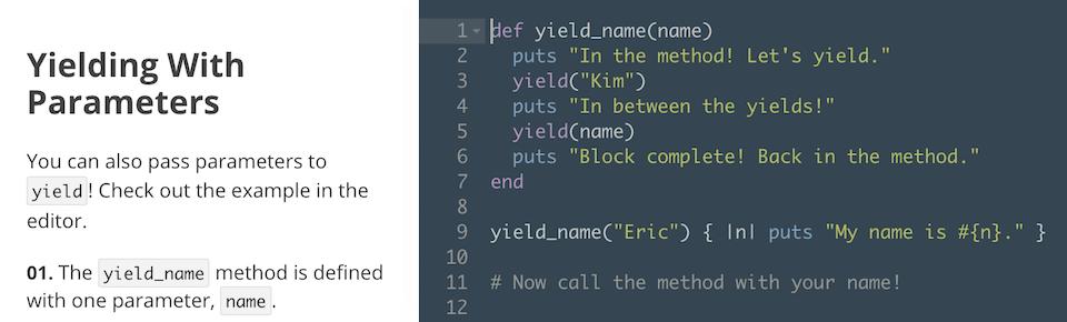Learn Ruby | CodeQuizzes